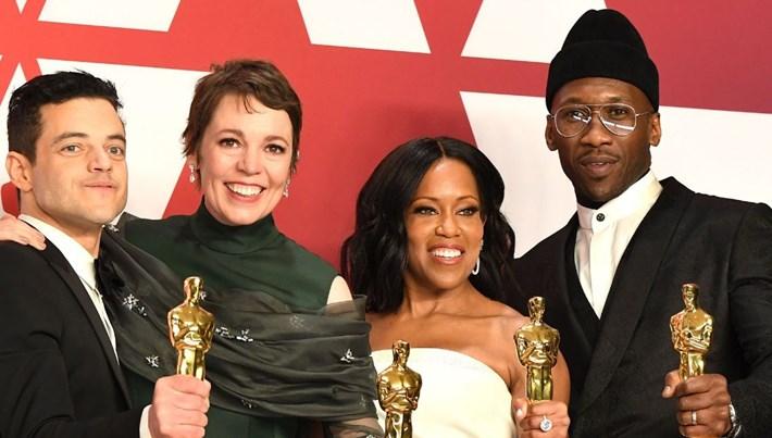 Oscar'ın reytingi arttı ama yetmedi