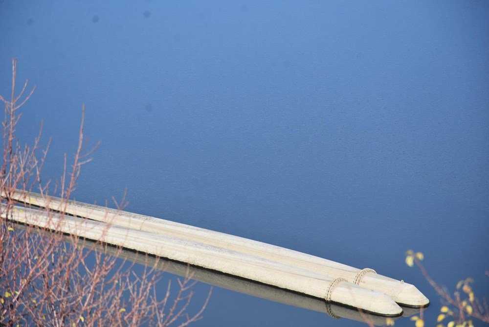 Edirne'nin içme suyunu sağlayan baraj kurudu: 36 saatlik kesinti - 3
