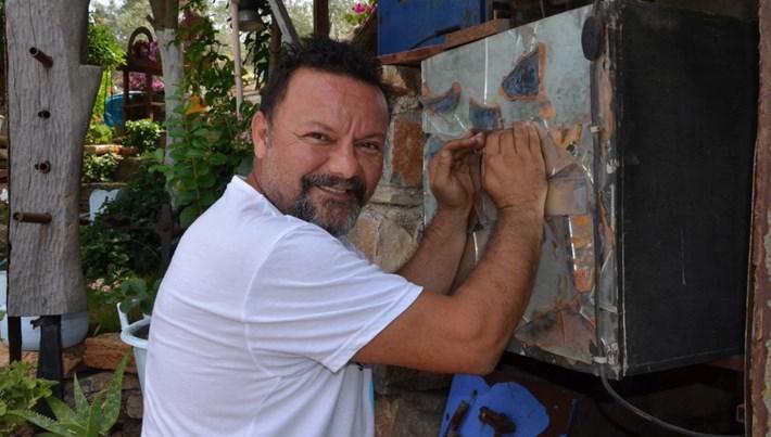 Ressam ve heykeltıraş Rıfat Koçak evinde ölü bulundu