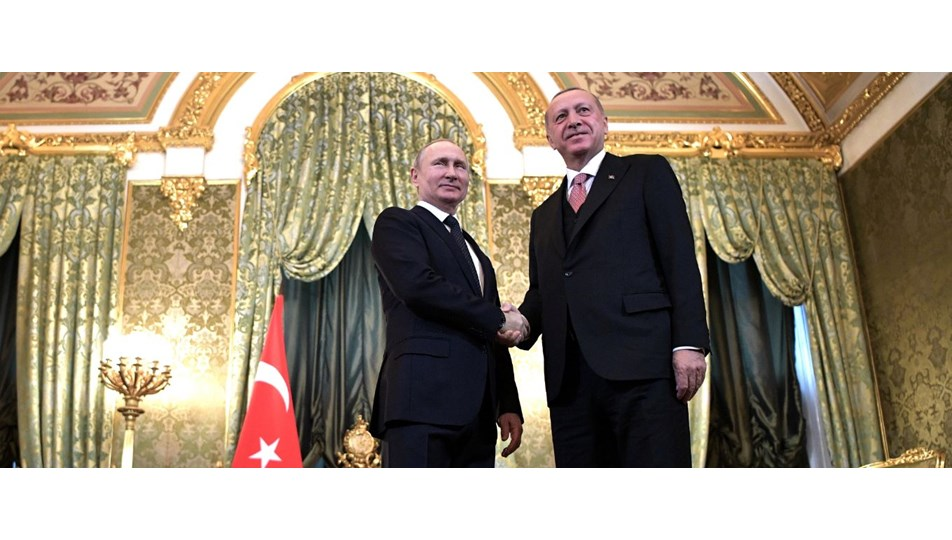 Putin erdoğan idlib ile ilgili görsel sonucu