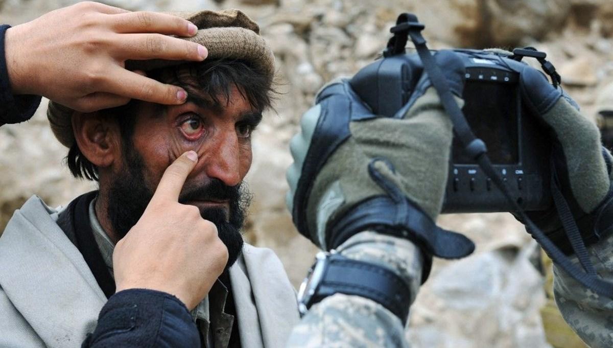 Taliban, ABD ordusunun topladığı biyometrik verileri de ele geçirdi