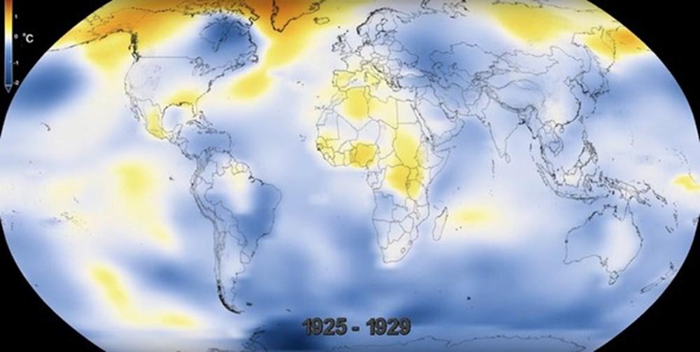 Dünya 'ölümcül' zirveye yaklaşıyor (Bilim insanları tarih verdi) - 54
