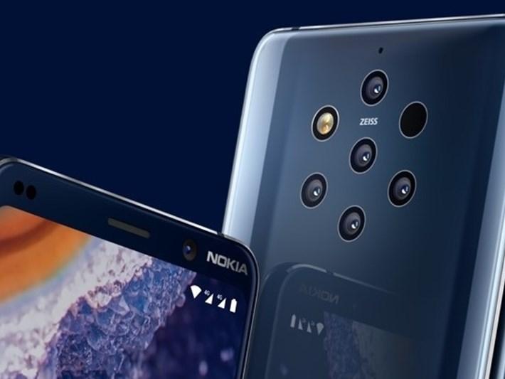 Nokia 108 MP'lik telefon ile geri dönüyor