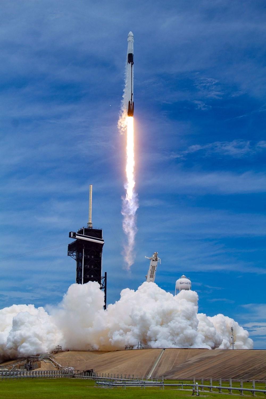 NASA'nın kargo gemisi istasyona kenetlendi - 6
