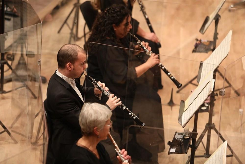 Cumhurbaşkanlığı Senfoni Orkestrası yeni bina açılış konseri - 24