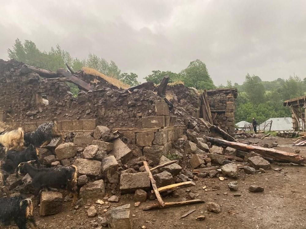 Bingöl'de 5,7 büyüklüğünde deprem - 2