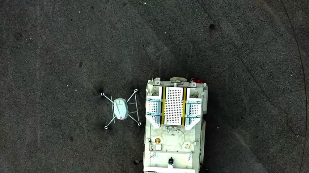 Dijital birliğin robot askeri Barkan göreve hazırlanıyor (Türkiye'nin yeni nesil yerli silahları) - 43