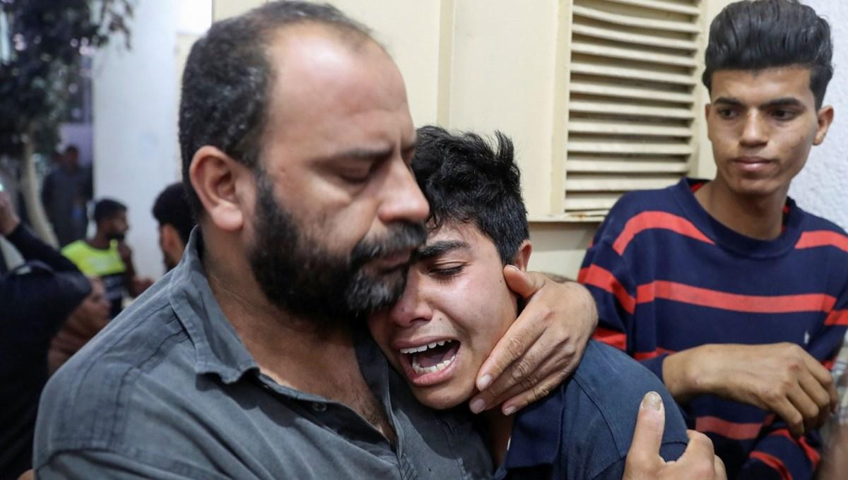 İsrail'den Gazze'ye saldırı: 9'u çocuk 21 Filistinli hayatını kaybetti