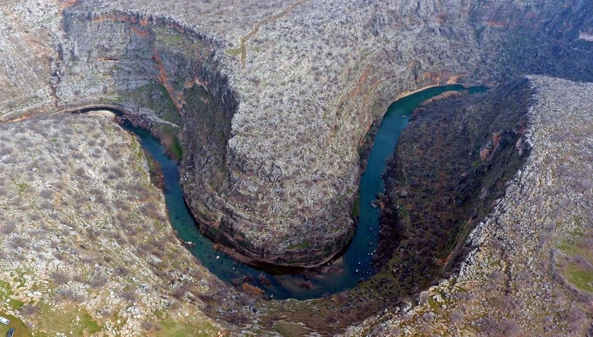 Habeş Kanyonu keşfedilmeyi bekliyor: Turistlerin ilgi odağı olacak