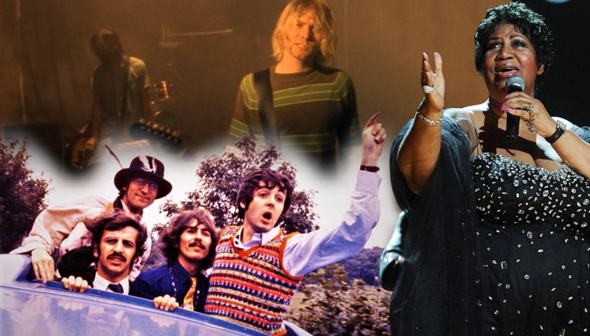 Rolling Stone tüm zamanların en iyi 500 şarkısı listesini güncelledi