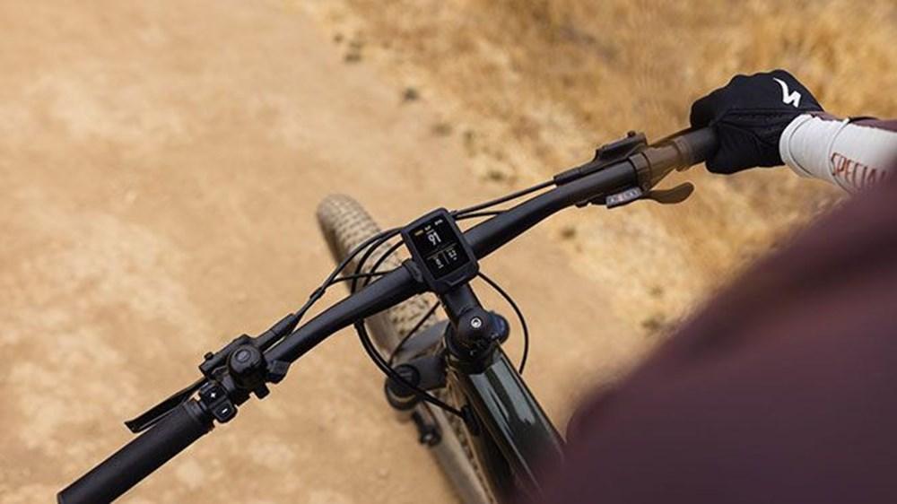 Trafiği radarlarla takip eden elektrikli bisiklet - 5