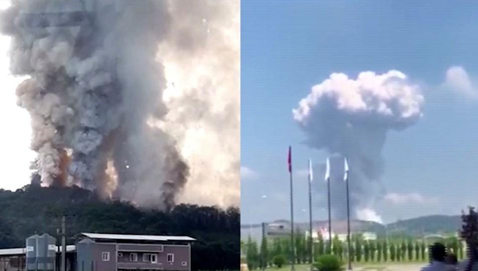 SON DAKİKA HABERİ: Sakarya'daki fabrika patlamasında hayatını kaybedenlerin sayısı 6'ya yükseldi