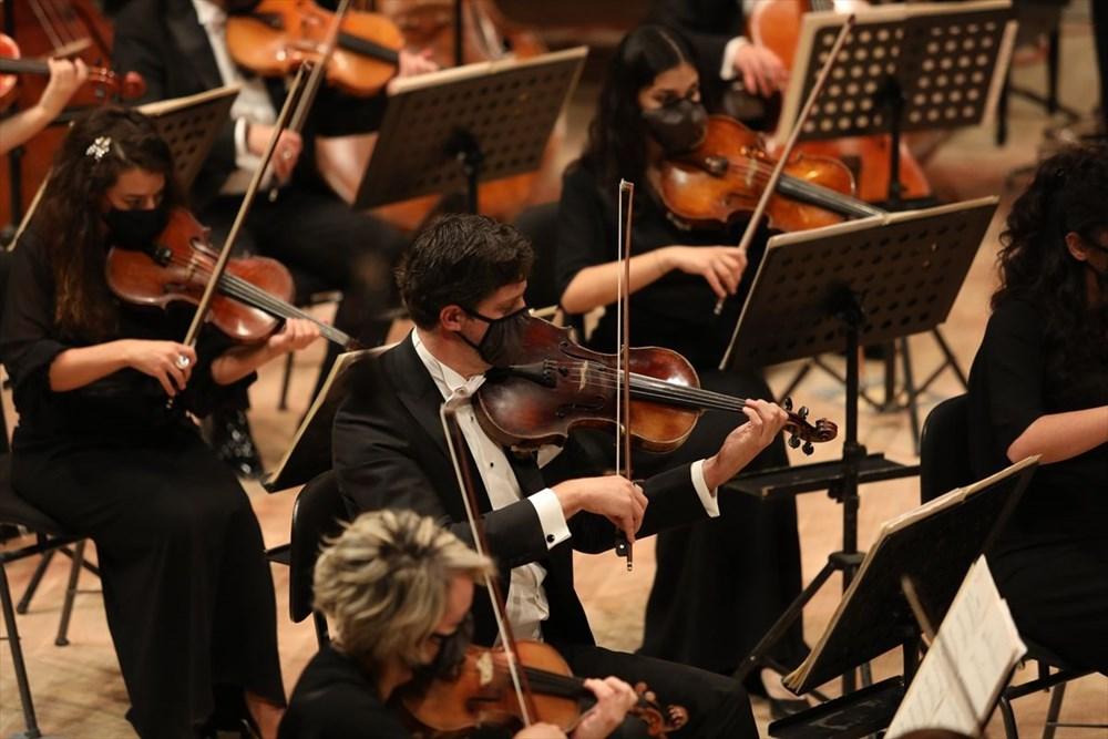 Cumhurbaşkanlığı Senfoni Orkestrası yeni bina açılış konseri - 12