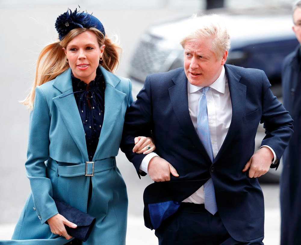 Boris Johnson'ın kararlarının arkasında Carrie Symonds'ın olduğu konuşuluyor - 2