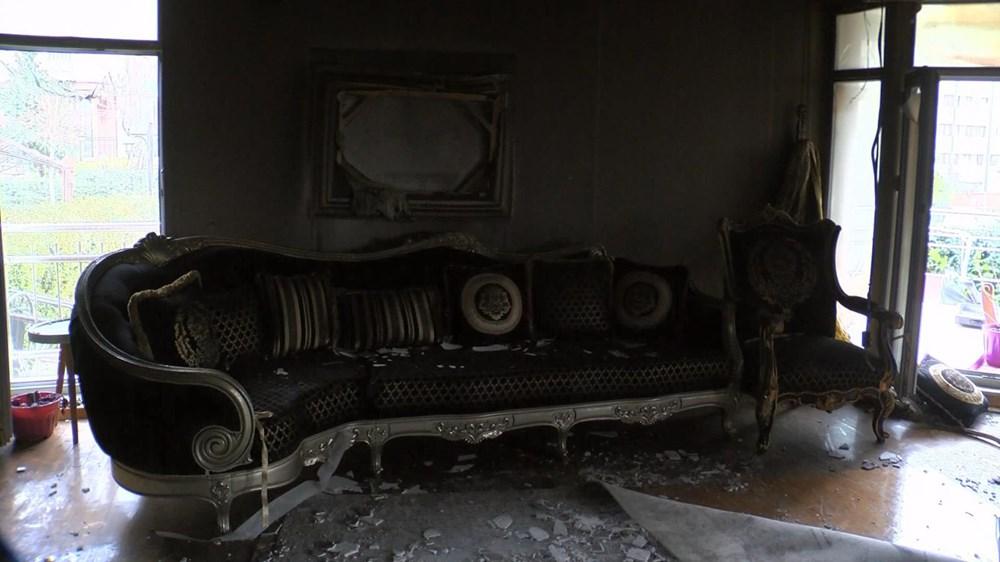 Evi yanan Çılgın Sedat konuştu: Bomba atsan böyle olmaz - 5