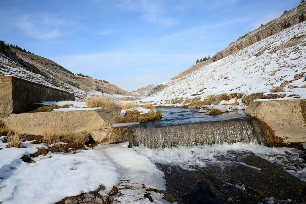 Bitlis'te binlerce yıllık 400 mağara evin bulunduğu 'Madavans Vadisi' turizme kazandırılıyor - 18