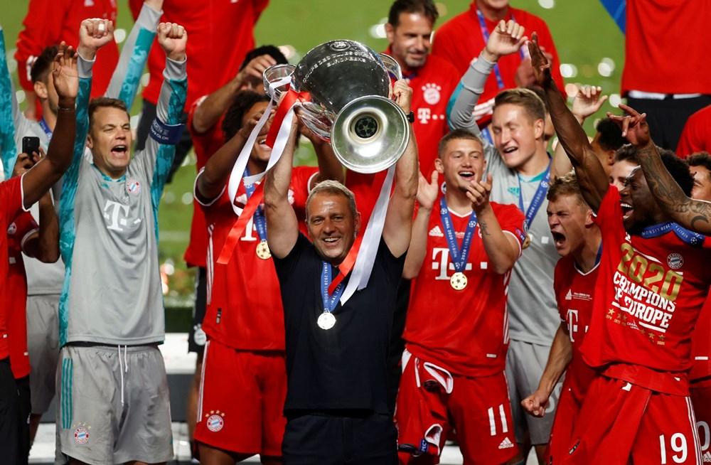 Şampiyonlar Ligi 2019-2020 sezonu şampiyonu Bayern Münih - 9