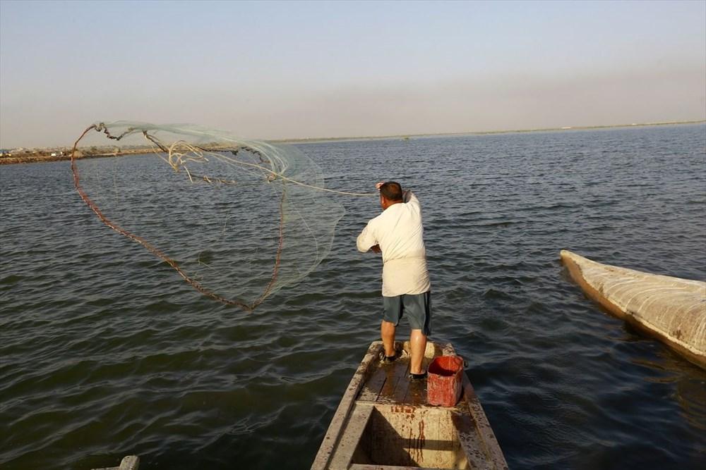 Necef Denizi: Kuraklığın ardından gelen mucize - 40