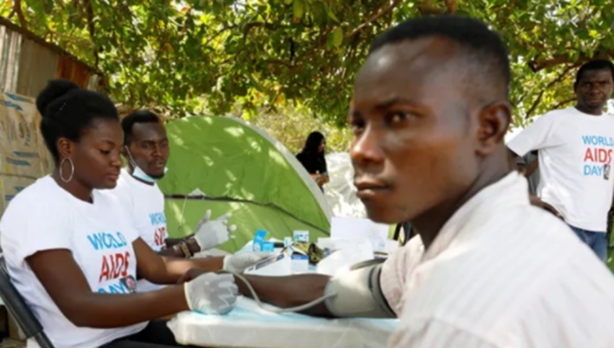 Nijerya'da 1,9 milyon kişi AIDS taşıyor