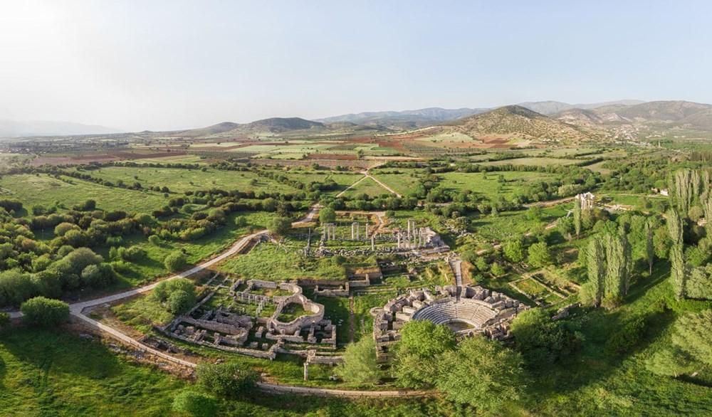 Türkiye'nin kültürel serveti: Ege'nin görkemli antik kentleri - 24