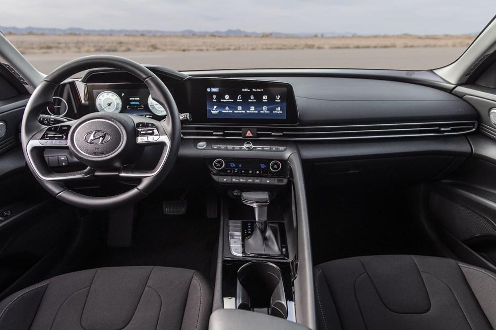 Hyundai Elantra Türkiye'de satışa çıktı (Fiyatı belli oldu) - 5