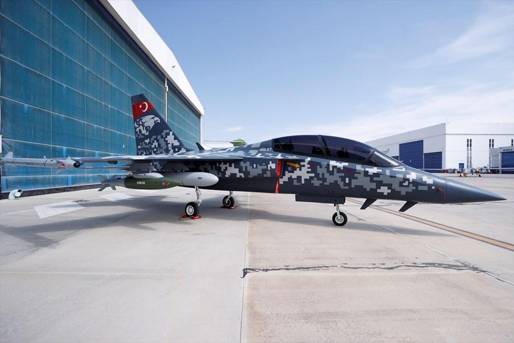 Jet eğitim uçağı Hürjet'te sona doğru - 6