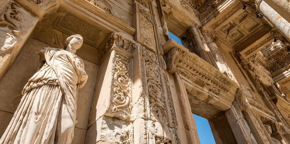 Türkiye'nin kültürel serveti: Ege'nin görkemli antik kentleri - 13