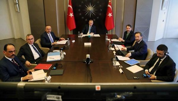 Cumhurbaşkanı Erdoğan: Küresel güveni tesis etmek için ortak çaba sarf etmeliyiz