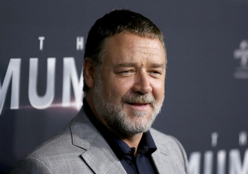Russell Crowe, Thor: Love and Thunder'da Zeus'u canlandıracak - 4