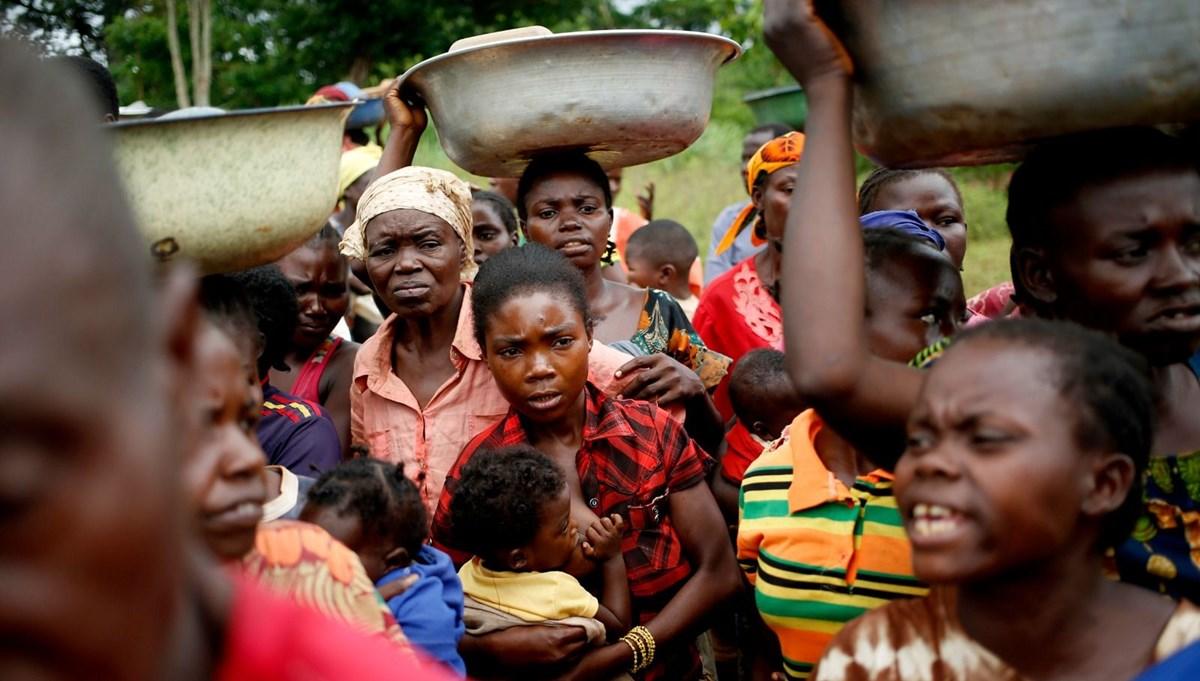 Madagaskar'da 40 yılın en kurak dönemi: Açlıktan ölmek üzereler
