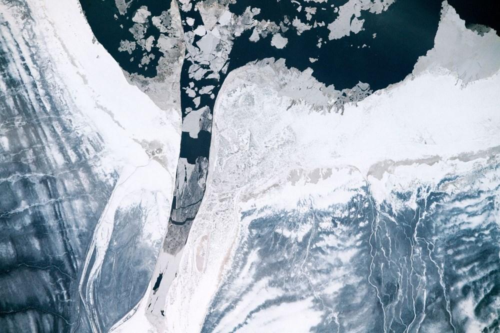 NASA'nın Van Gölü fotoğrafı finalde - 28