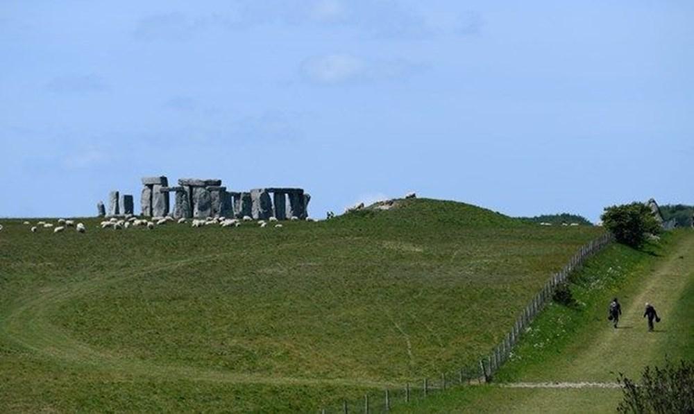 Stonehenge'teki dev kayaların nereden geldiği çözüldü - 6