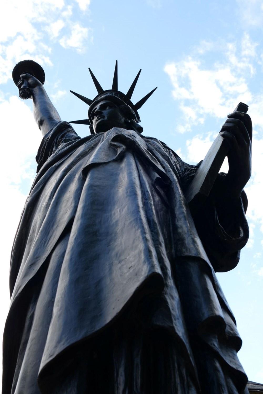 Fransa'dan ABD'ye yeni Özgürlük Heykeli - 5