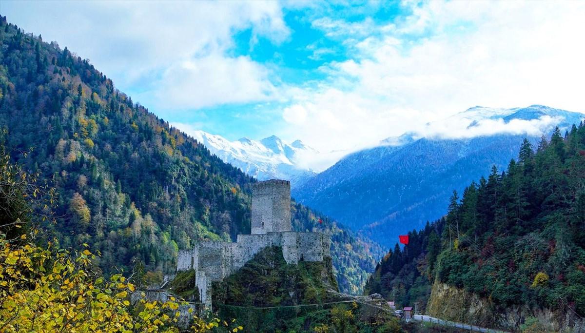 Türkiye'nin 7 bölgesinin tarihi cennetleri