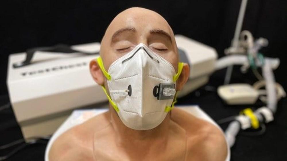 Harvard Üniversitesi ve MIT'den bilim insanları, Covid-19'u tespit edebilen maske geliştirdi - 3