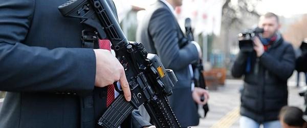 Başbakanlık korumalarına yeni yerli silah