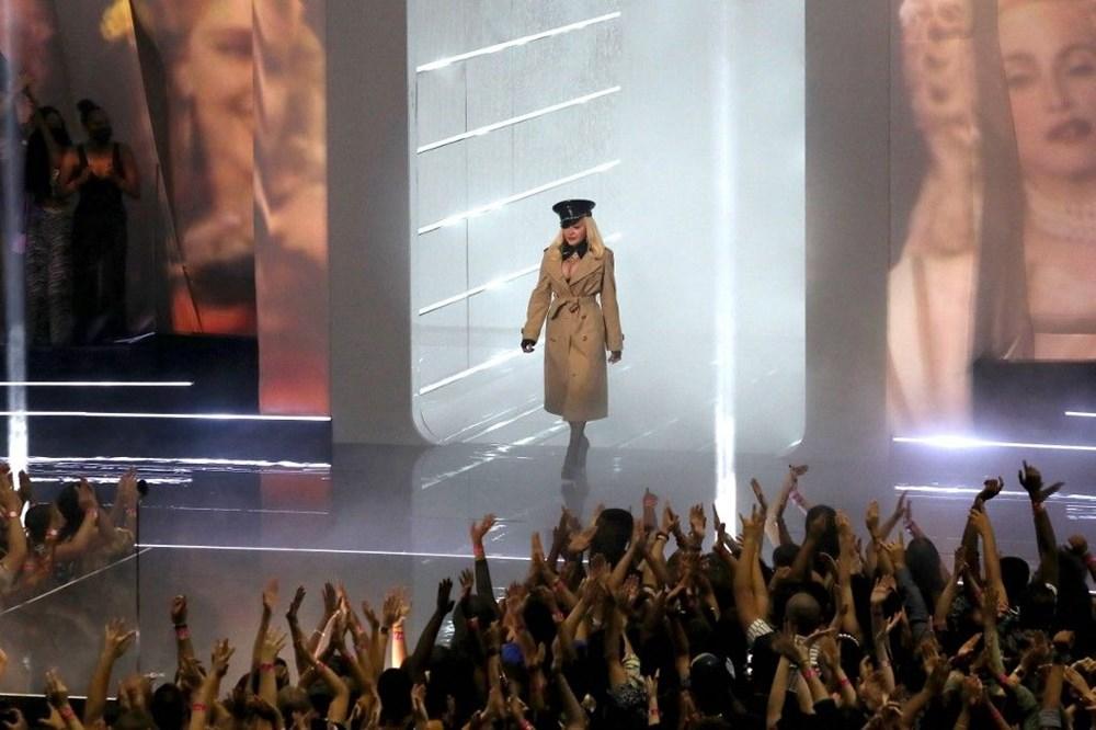 2021 MTV Video Müzik Ödülleri sahiplerini buldu - 40