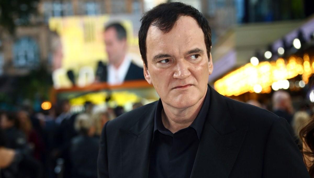 Quentin Tarantino'dan ayak fetişi tepkisi: Ciddiye almıyorum