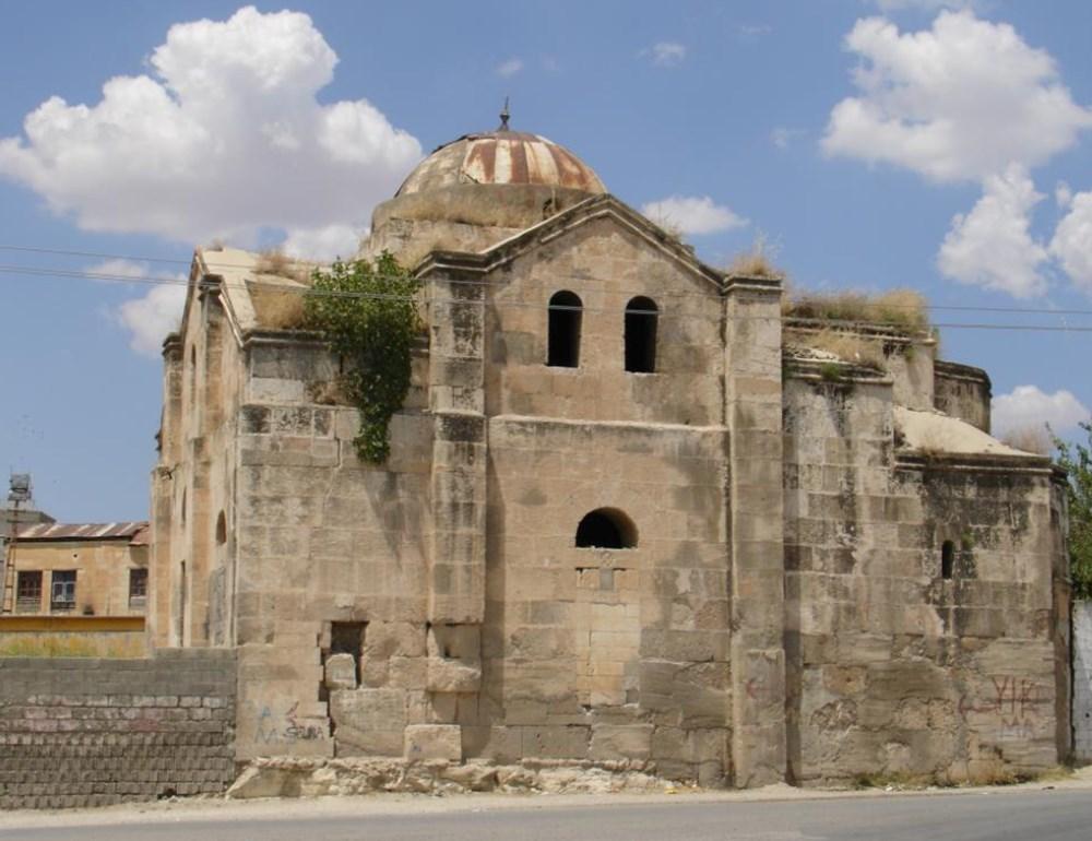 Gaziantep ve Kilis'teki kilise ve sinagoglara restorasyon - 7