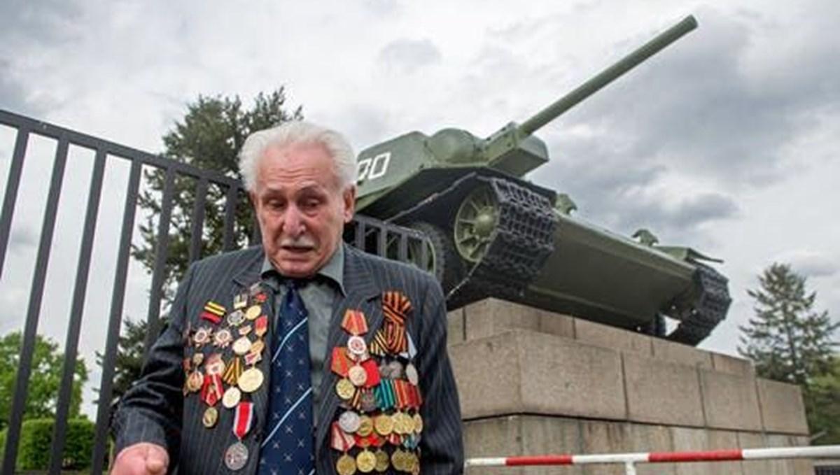 Auschwitz kahramanı ve Kızıl Ordu askeri David Dushman hayatını kaybetti