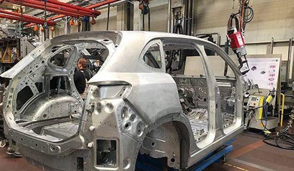 Yerli otomobilin montajından ilk görüntü - 3