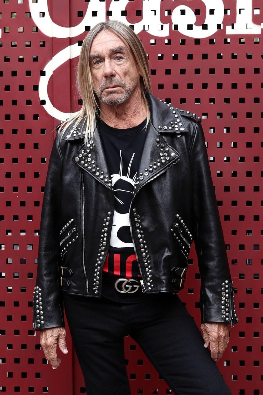 Punk rock'ın öncüsü Iggy Pop corona virüs şarkısı çıkardı: Dirty Little Virus - 5