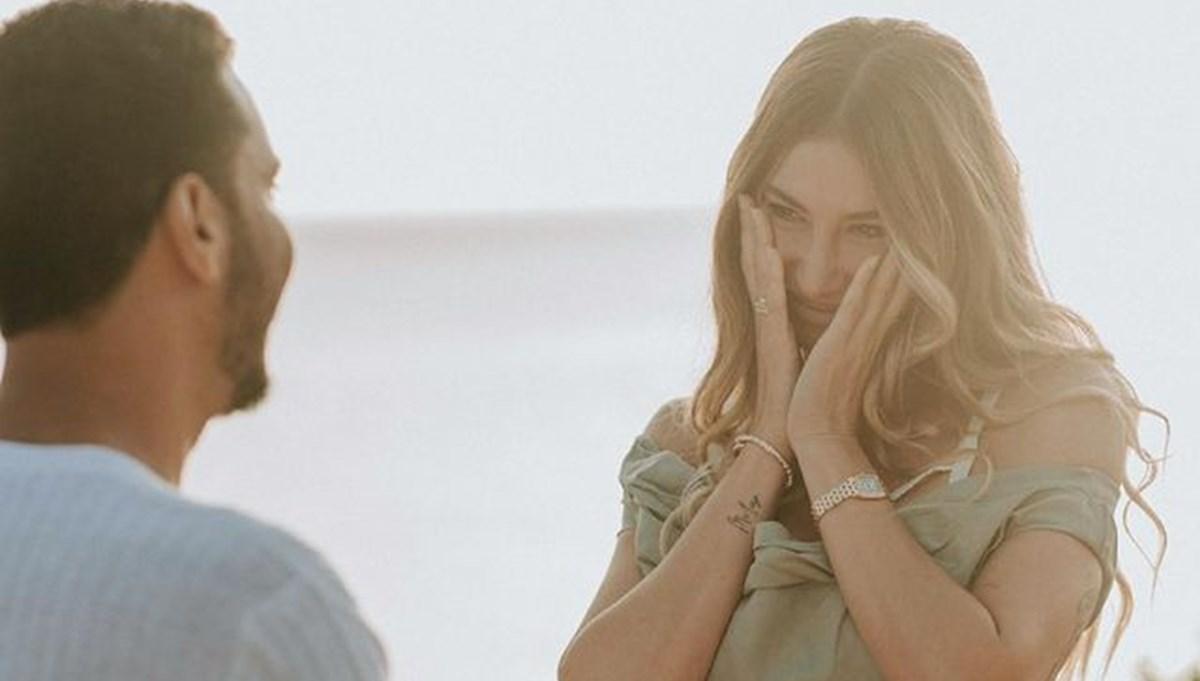 Evlilik teklifi alan Şeyma Subaşı: Duygularımı anlatacak kelime yok