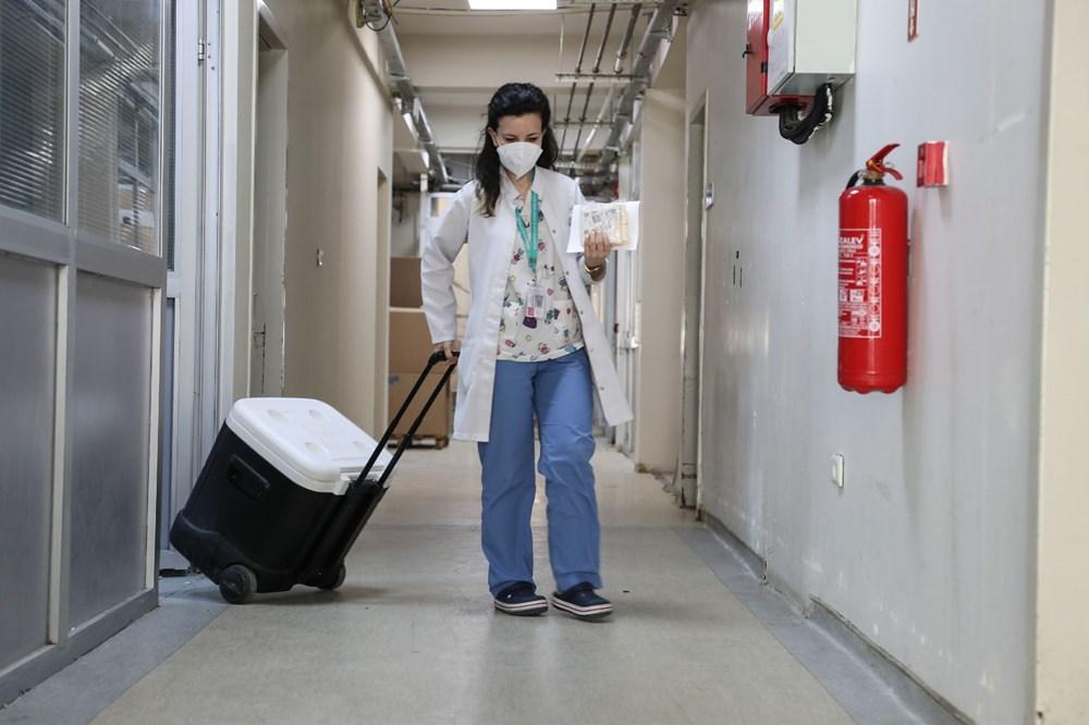Hastanelerin aşı iş birliği: Ziyan olmasın diye 'insan transferi' yapılıyor - 9