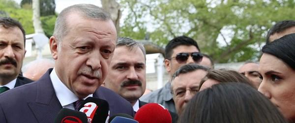 Cumhurbaşkanı Erdoğan: Kumpas var, birileri organize etti