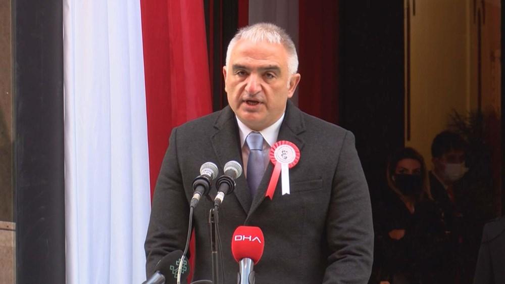 Mehmet Akif Ersoy Hatıra Evi açıldı - 2