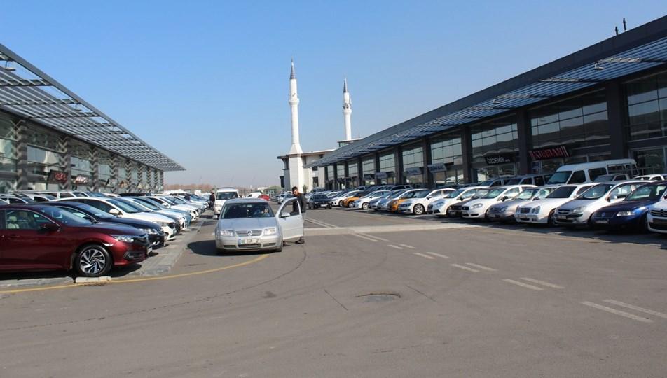 ikinci el otomobil fiyatlarinda dusus
