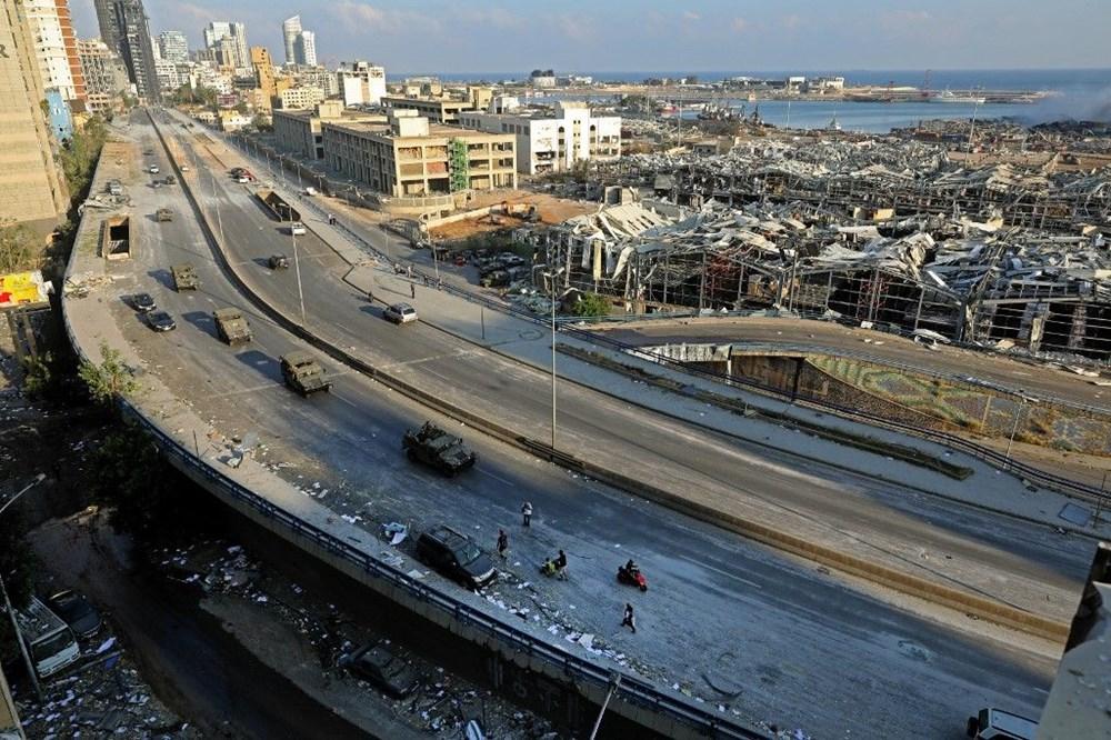 Beyrut'ta patlama: 100 kişi öldü, iki hafta OHAL ilan edildi - 3