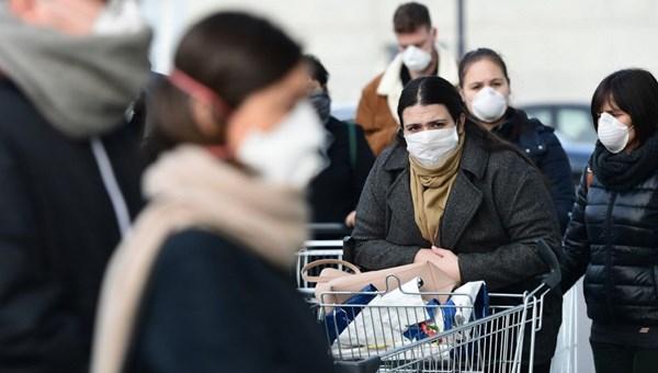 Avrupa'yı corona virüsü korkusu sardı