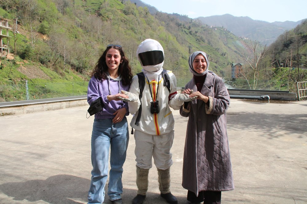 'Rizeli astronotlar'a Rusya'dan davet - 14